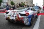 Ferrari 458 OMGWraps / FOG Rally