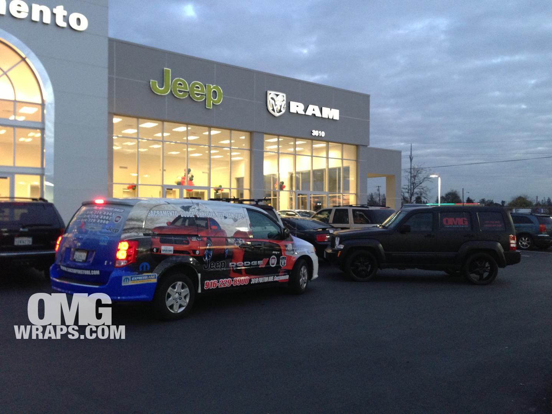 San Jose Car Dealerships >> Sacramento Chrysler, Dodge, Jeep, Ram & Fiat get the OMG ...