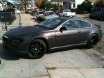 BMW in 3m Ultra Matte Black