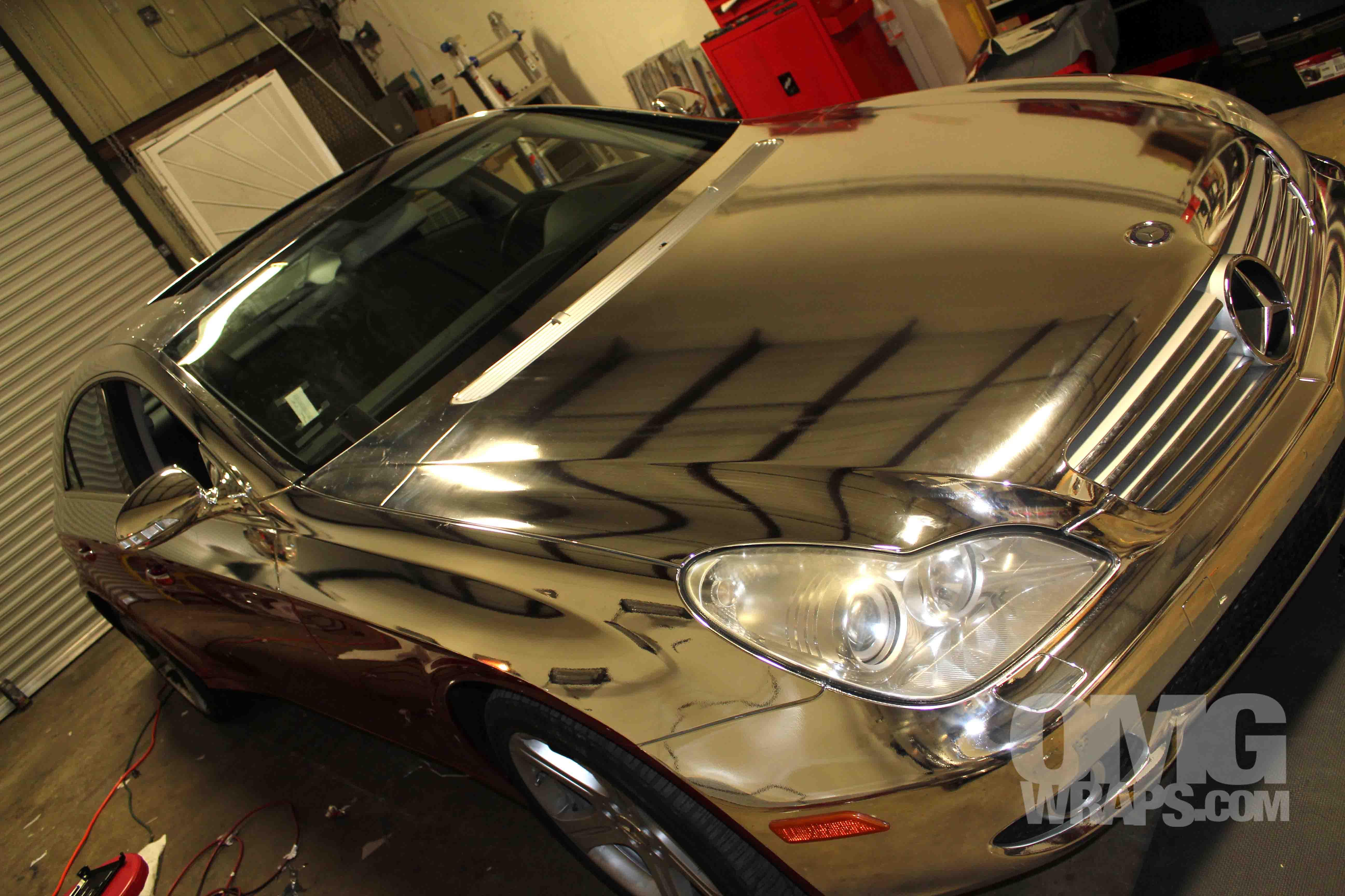 chrome_car_wrap1 | Car Wraps In San Francisco, Sacramento