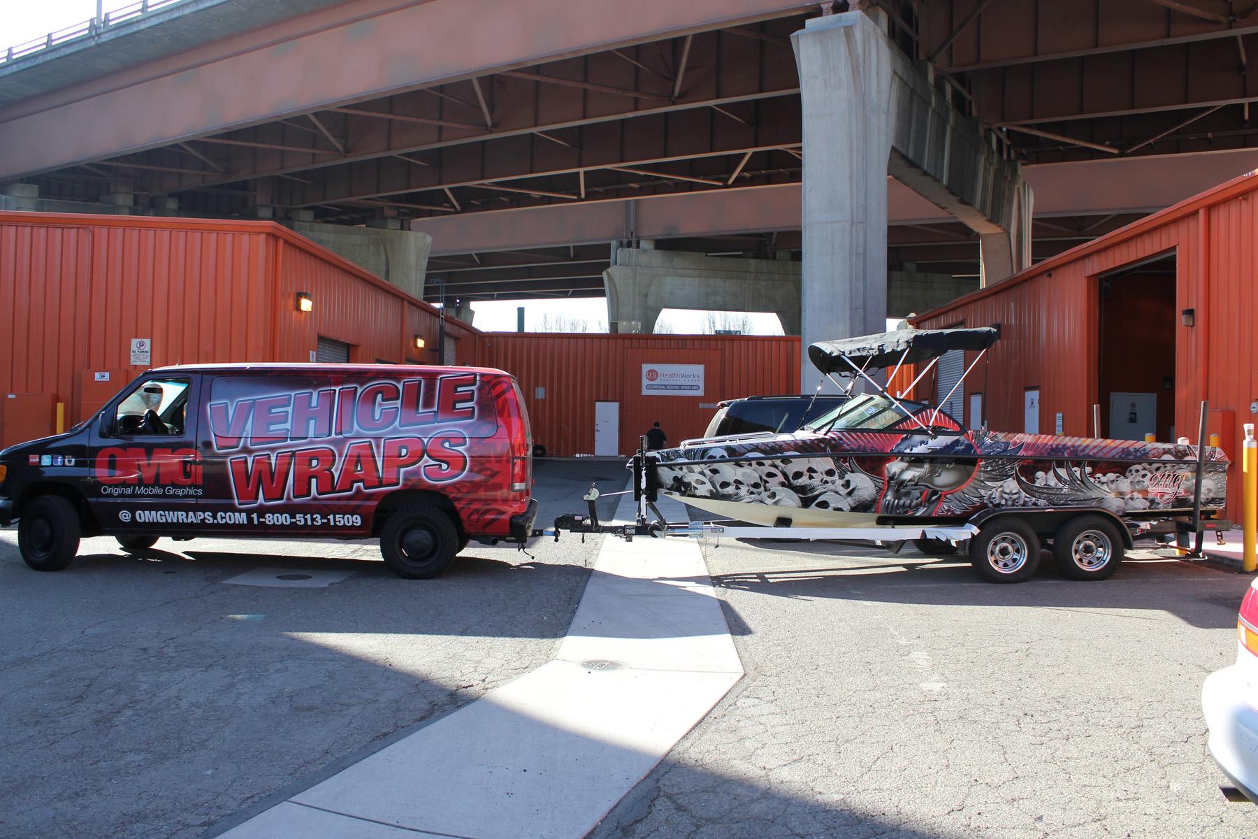 February 2013 Car Wraps In San Francisco Sacramento