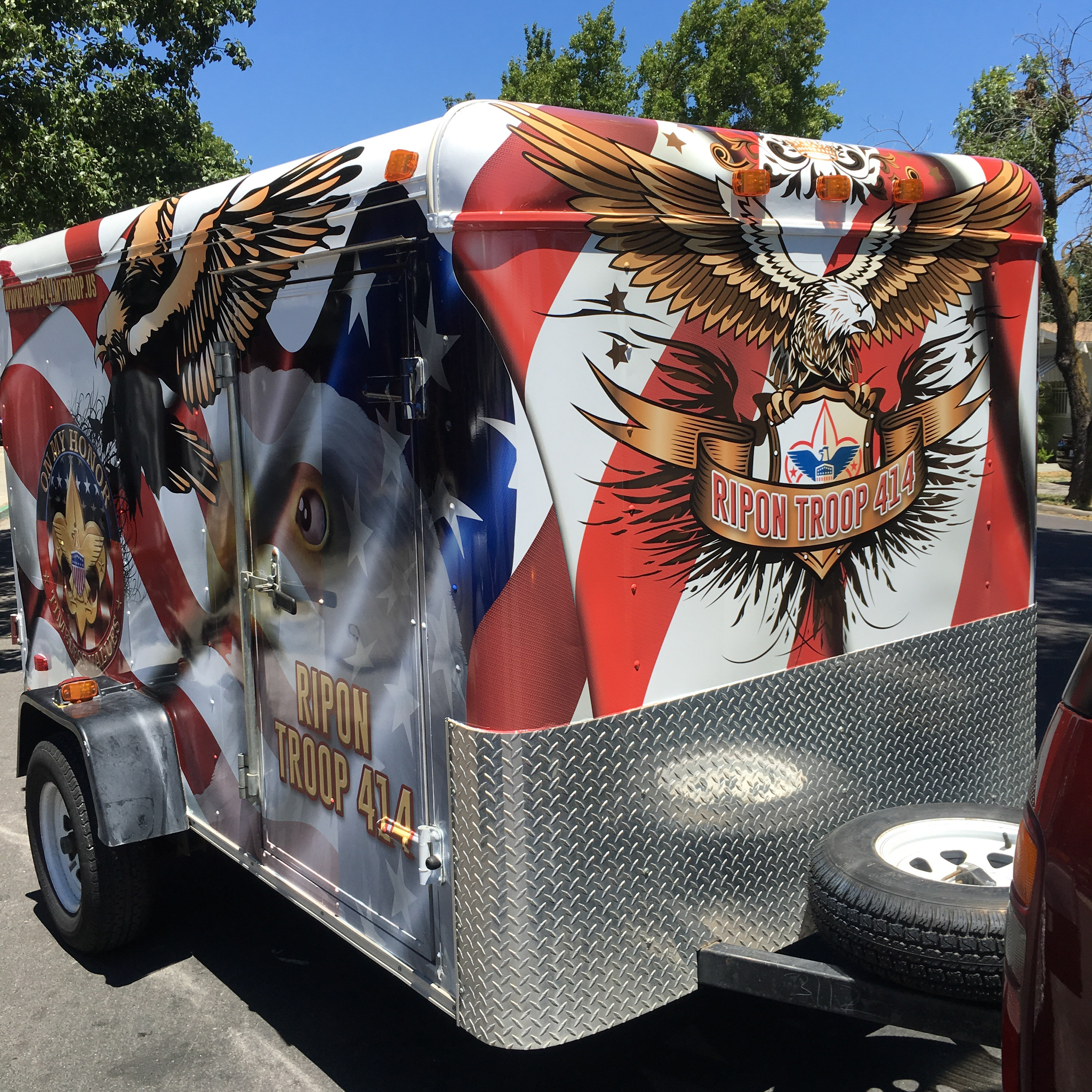 Car Wraps In San Francisco Sacramento And Los Angeles
